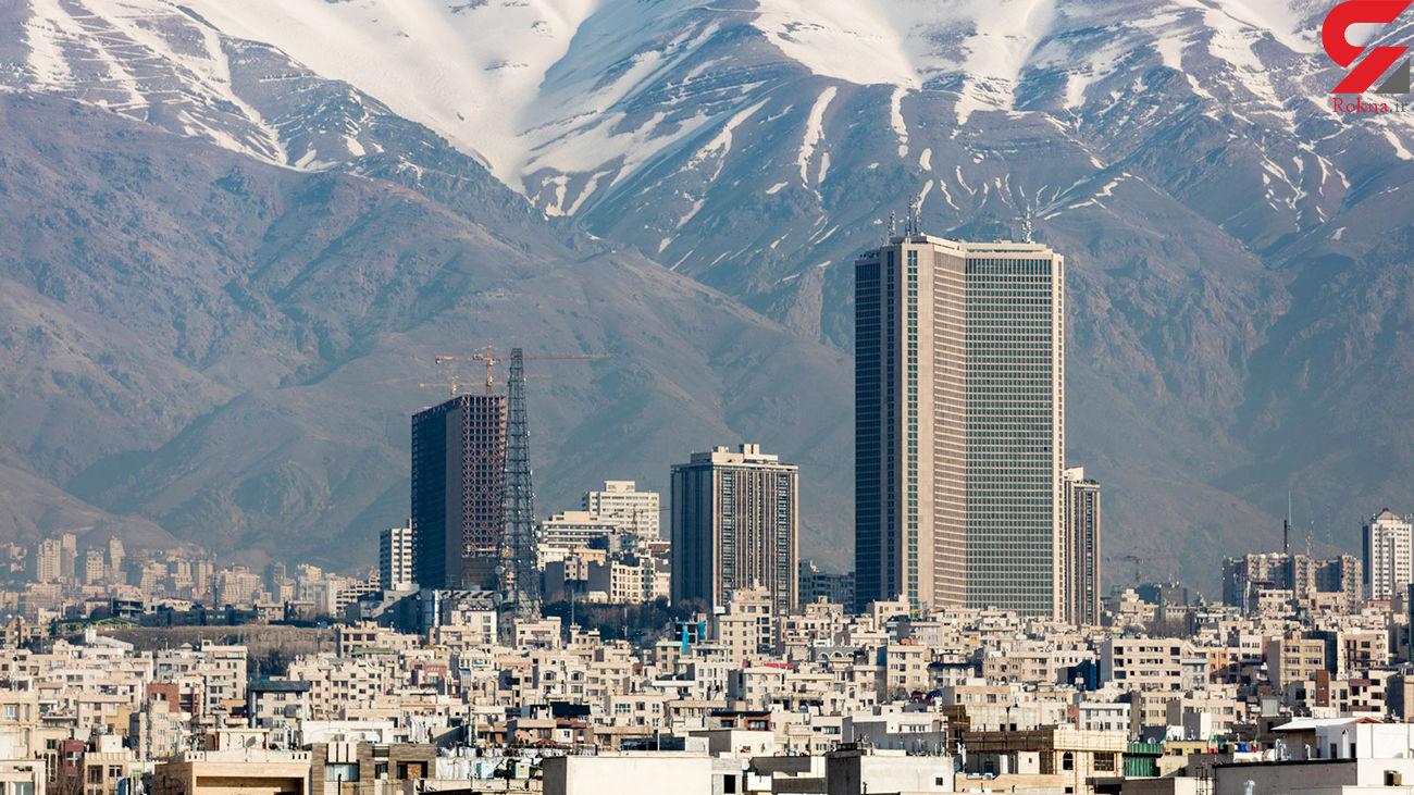 تهران پنجمین شهر گران دنیا در مسکن
