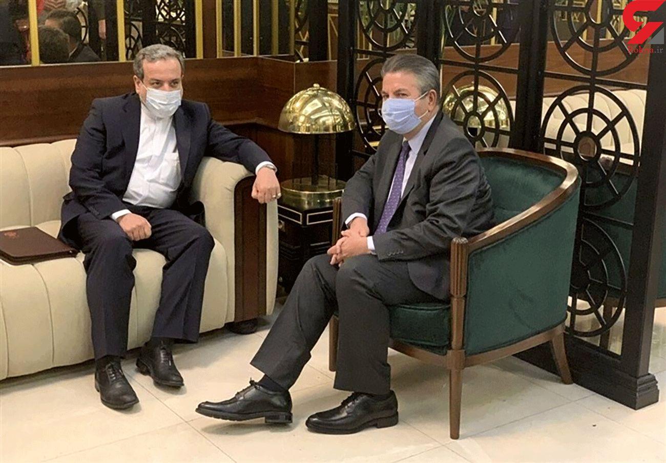 Iranian Deputy FM Hails 'Productive' Talks in Turkey