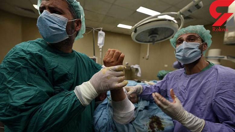 قطع فوری اعضای بدن در غزه به دستور تلخ پزشک ها + جزییات تکاندهنده
