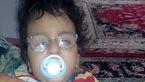 امیر محمد کودکی که آب جمجمهاش بند نمی آید! + عکس