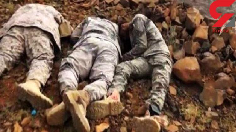 کشته شدن چند نظامی سعودی در جیزان