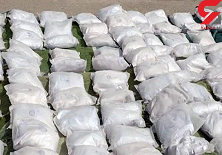 کشف یک تن موادمخدر در یزد/میزان کشفیات به ۲۷ تن رسید
