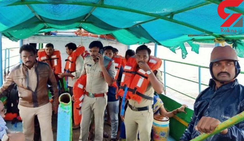 47 کشته و زخمی بر اثر واژگونی قایق