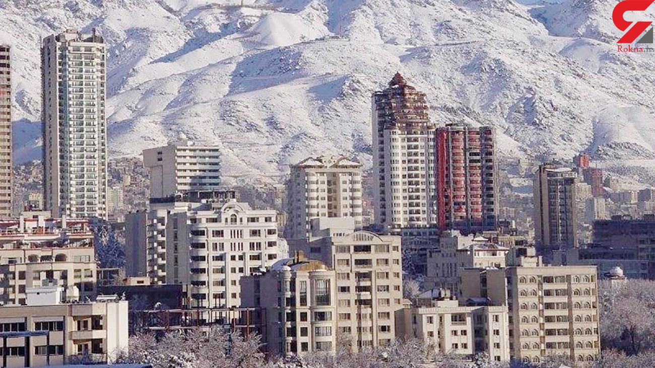 قیمت آپارتمان در مناطق مختلف تهران مهر ماه 99 + جدول