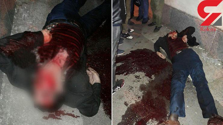 فوری / شلیک های مرگبار قاتل ناشناس به مرد گیلانی+ عکس محل قتل+16