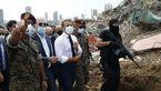 افزایش آمار کشتههای انفجار بیروت به 145 تن + جزئیات و فیلم