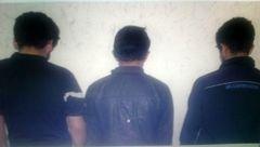 پایان تبهکاری های مردان نقابدار در چناران + عکس