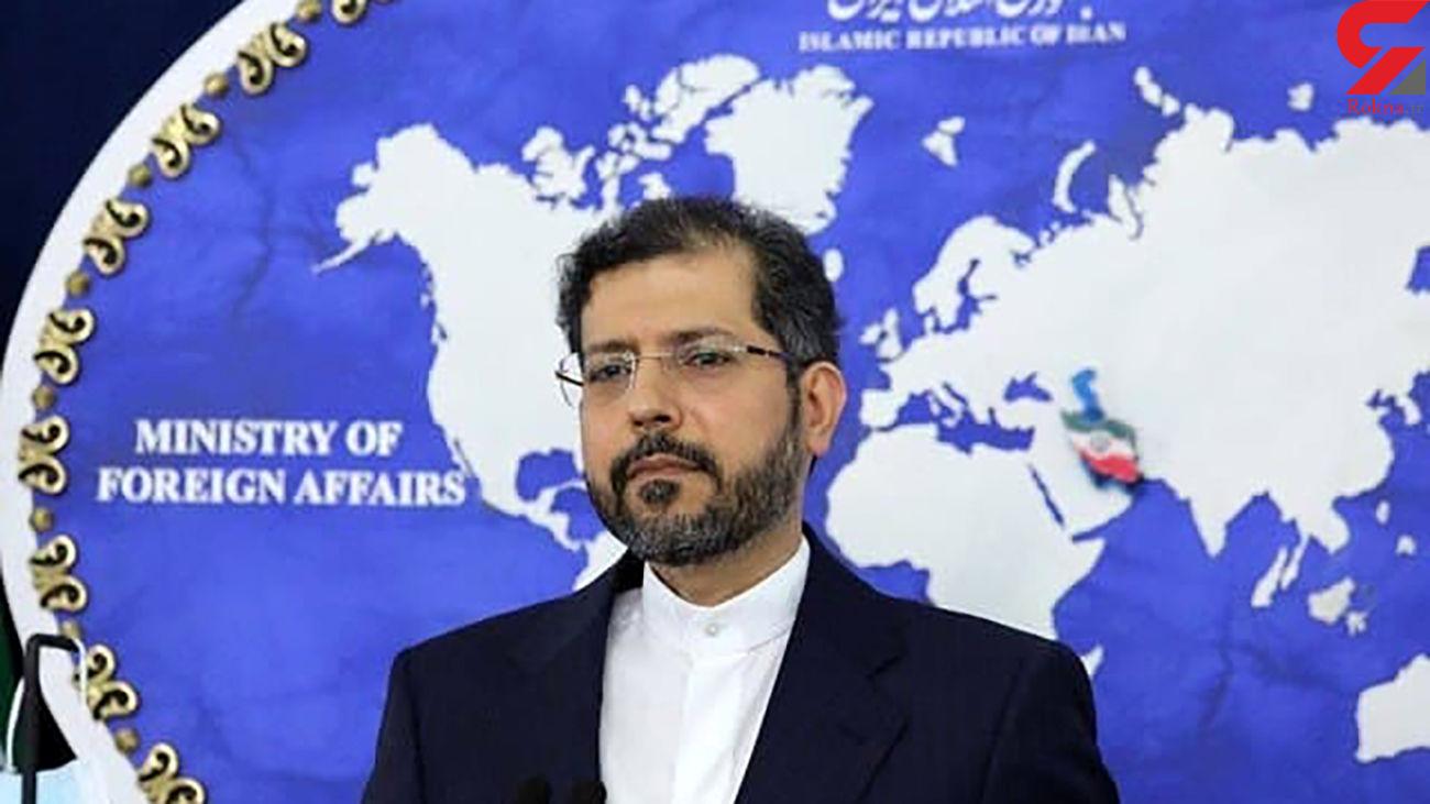 آمادگی ایران برای همکاری با دولت عراق جهت مقابله با تحرکات تروریستی