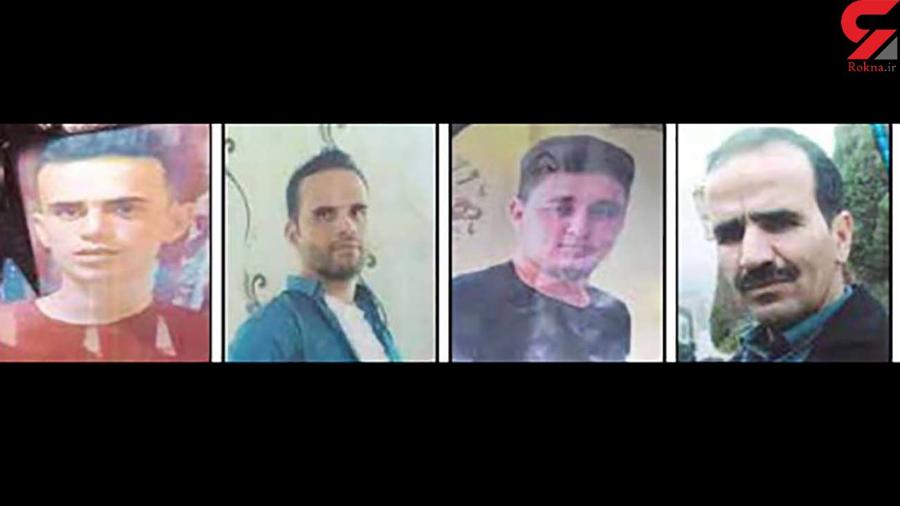 مرگ دردناک پدر در شب هفت پسرانش/ همه زنده زنده سوختند  + جزییات