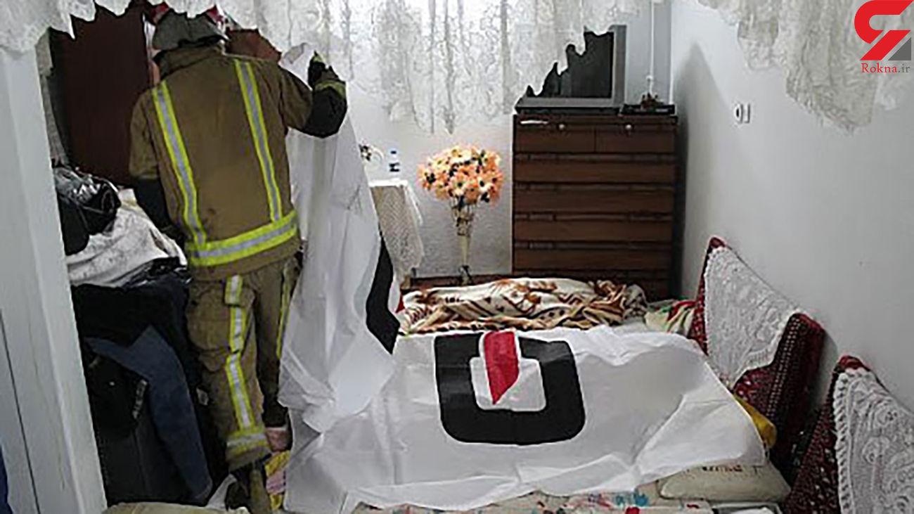 بلای هولنک سر زوج اهری در خانه / کشف جنازه همه را شوکه کرد