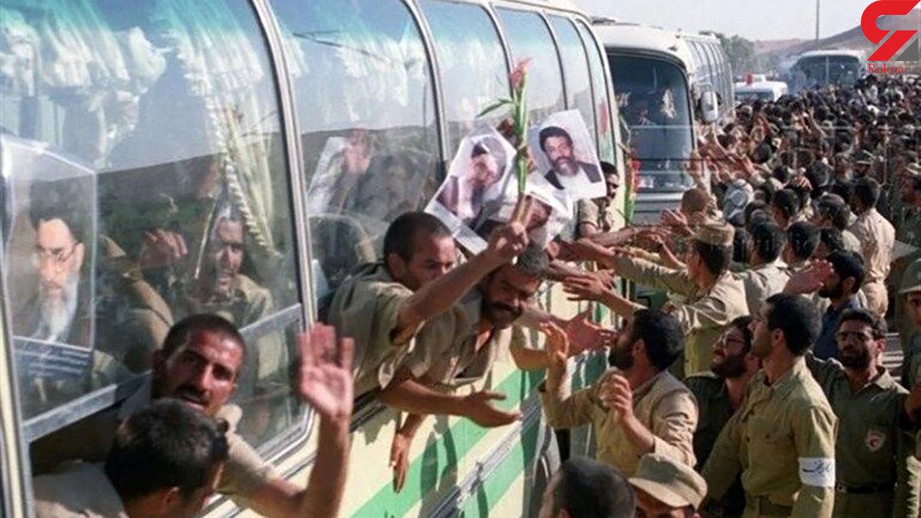 پیام رییس بنیاد شهید به مناسبت سالگرد بازگشت آزادگان به میهن