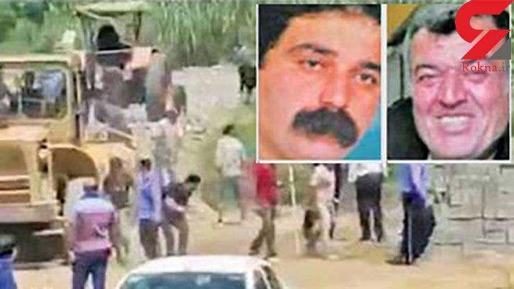 عکس 2 کشته شده درگیری پادگان نیروهوایی ارتش محمودآباد + جزئیات