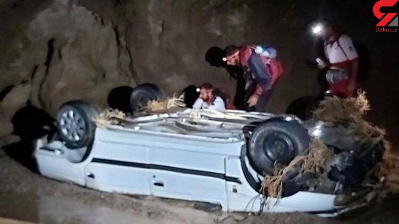 سیل هولناک در 7 استان کشور / 5 نفر گم شده اند