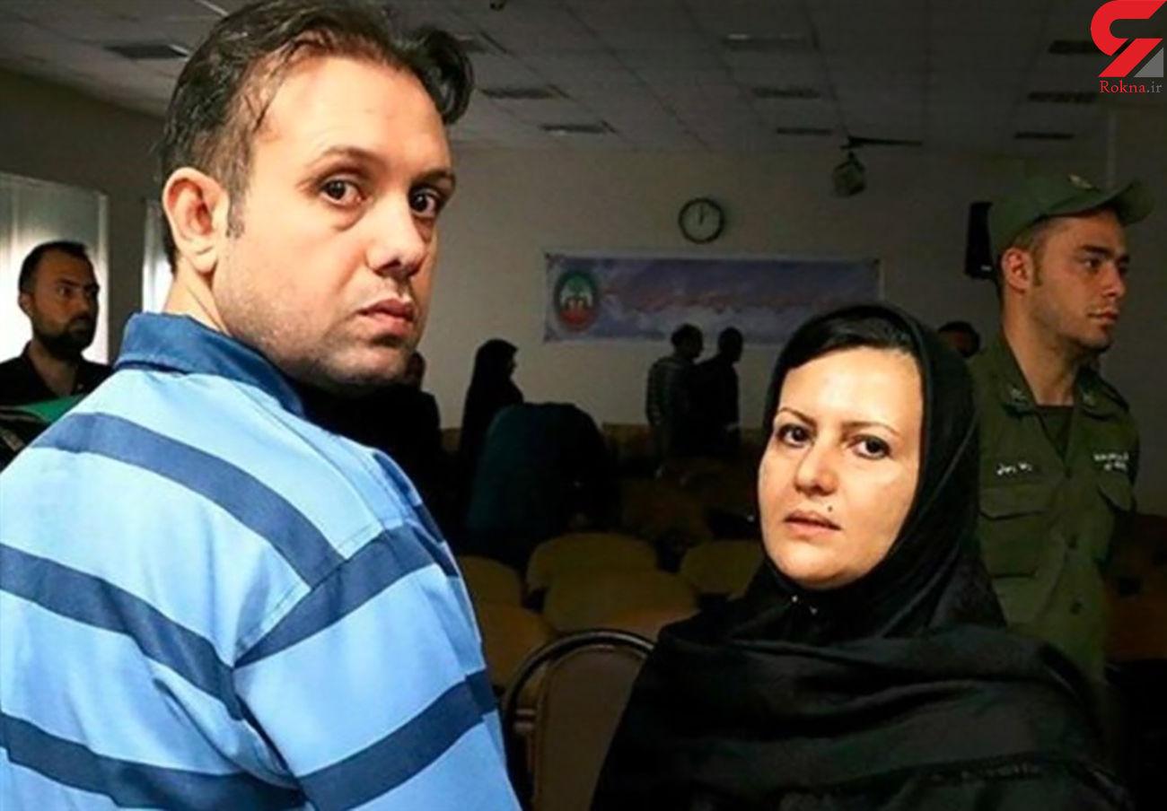 شگرد نجوا لاشیدایی همسر اعدامی سلطان خودرو  برای خرید ۲۴ هزار و ۷۰۰ سکه طلا