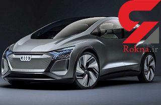 نمایشگاه خودرو شانگهای ۲۰۱۹ / آئودی با خودرویی از آینده وارد نمایشگاه شد