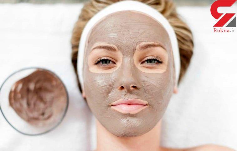 درمان لکه های پوستی با ماسک خانگی+ دستور تهیه