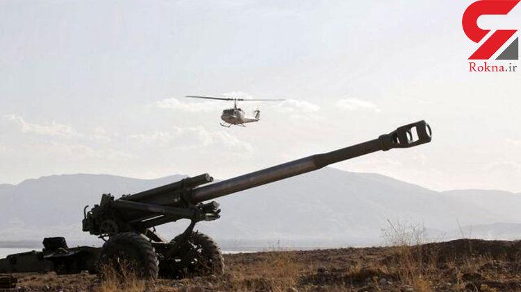 رزمایش غیرمترقبه ارتش در شمال غرب کشور