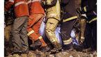 فوری/ سومین پیکر شهید آتش نشان در زیر زمین ساختمان پلاسکو پیدا شد