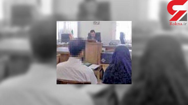 قاتل قبل اعدام در زندان کرج مُرد! + عکس
