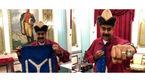 علاقه عجیب آقای رئیس جمهور به فیلم های ترکی +عکس