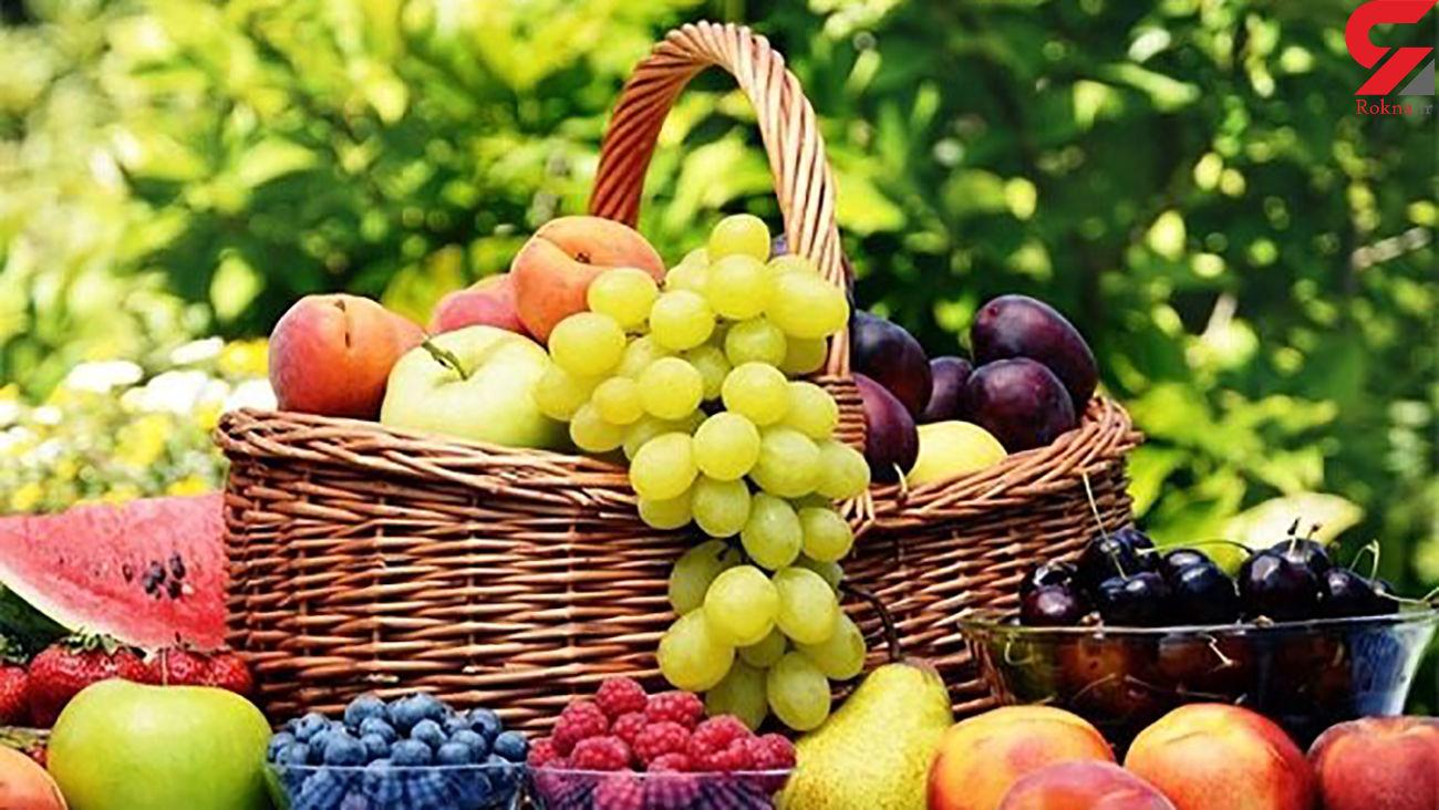 قیمت میوه و صیفی در میدان عمده فروشی