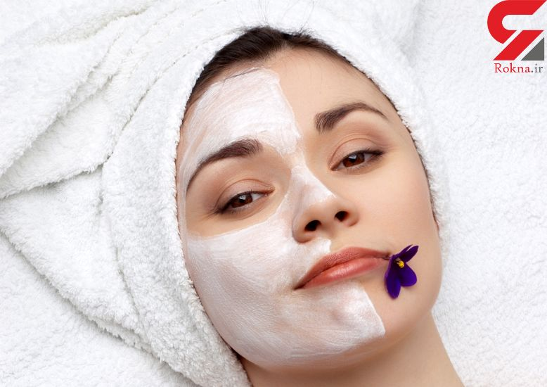 ماسک طبیعی با کمترین هزینه و تاثیر شگرف در زیبایی