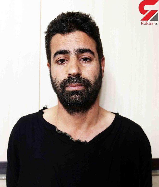 این مرد را می شناسید؟! / موبایل فروش های تهران از او وحشت داشتند + عکس بدون پوشش