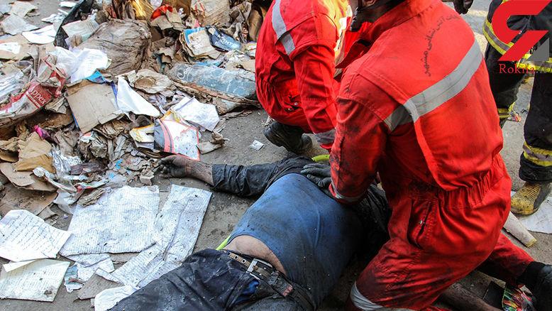 انتظار برای مشخص شدن علت اصلی مرگ 4 کارگر در مشهد + عکس
