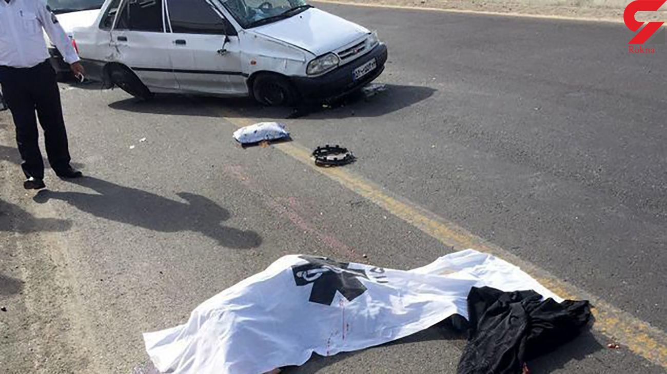 مرگ تلخ جوان 30 ساله تهرانی در جاده مخصوص