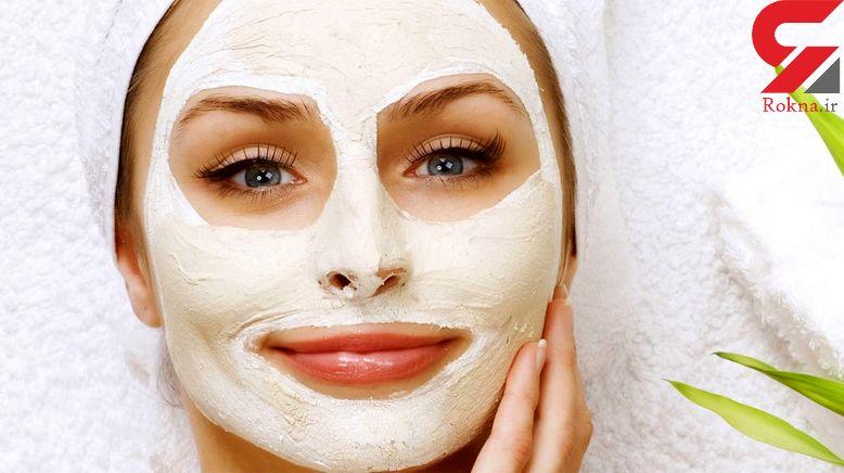 ماسک ماست اعتماد به نفس زنان را افزایش می دهد/نسخه های خانگی برای زیبایی پوست