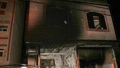 تصاویر هولناک از انفجار یک ساختمان در شهرک شریعتی + جزئیات