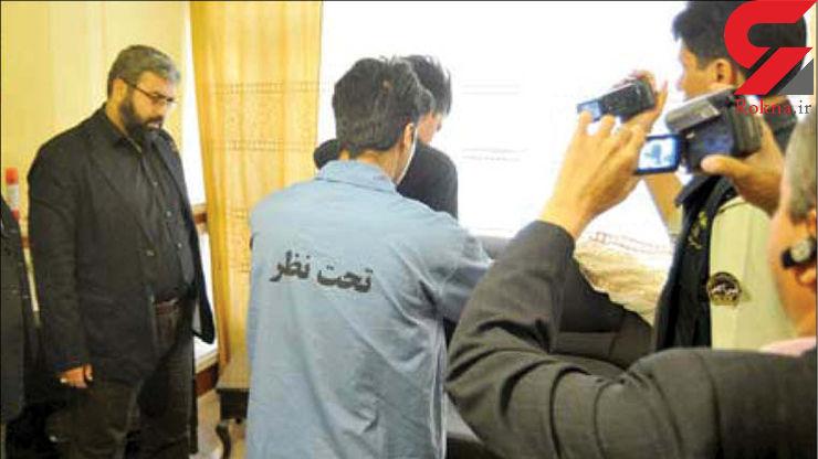 امیر صبح 19 مرداد در زندان مشهد اعدام شد + عکس