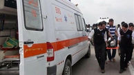 5 مصدوم در تصادف پژو و کامیونت / در محور یزد-میبد رخ داد