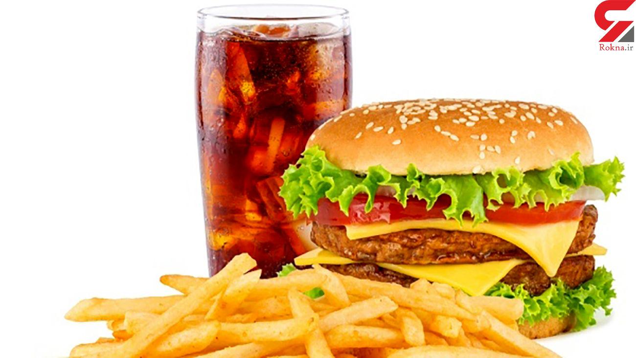 غذاهای فرآوری شده اعتیادآور تر از مواد مخدر!