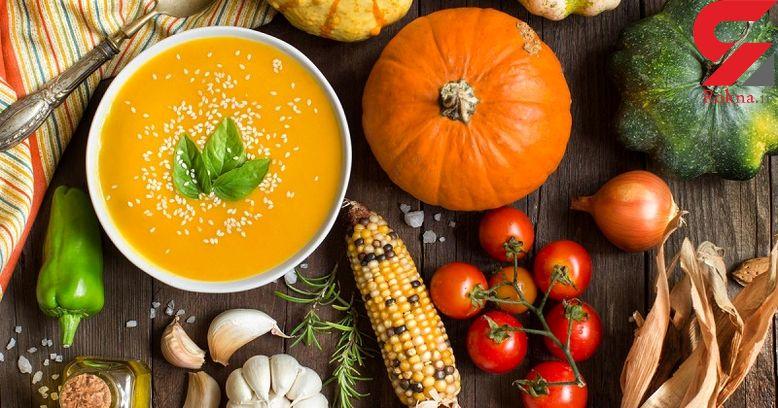 غذاهایی که باید در فصل پاییز به رژیم غذایی تان اضافه شود