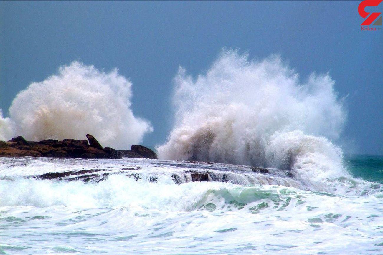 خودداری شناورهای سبک از تردد در محدوده جزیره لارک و شرق جاسک