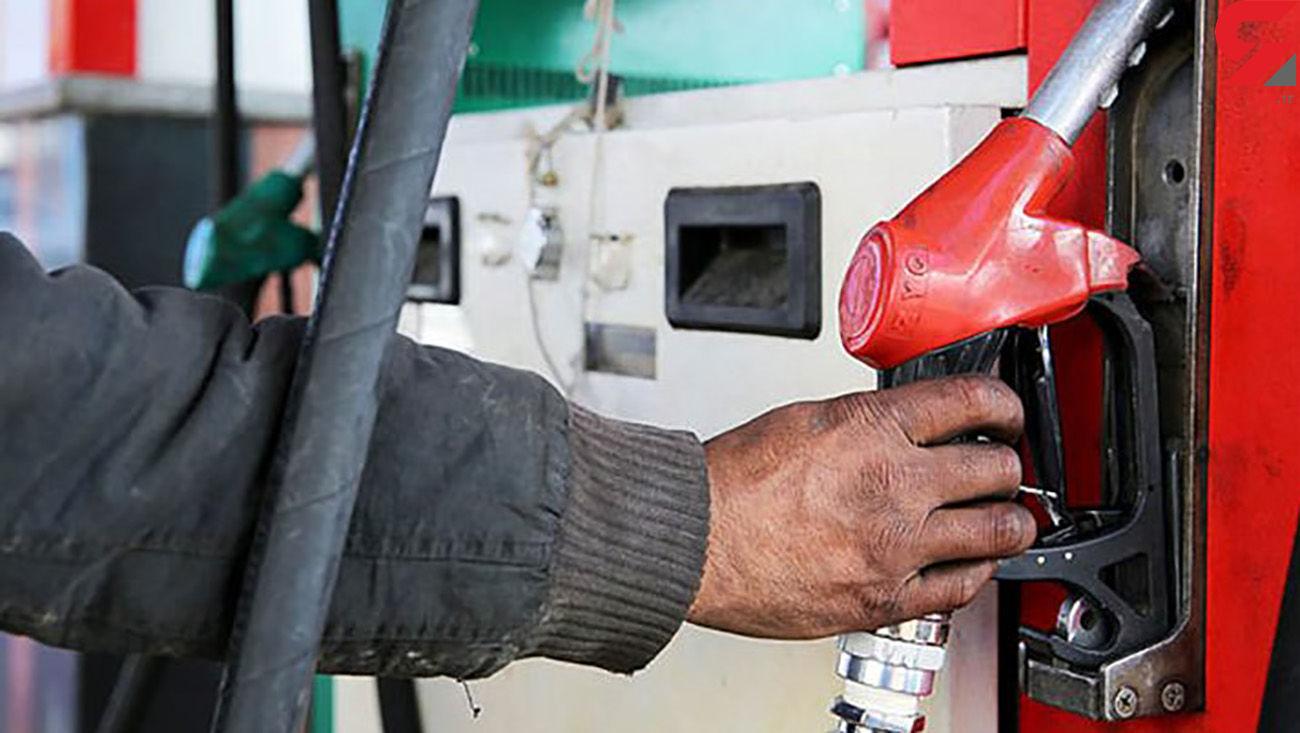 لو رفتن سارق خودرو پس از سرقت کارت جایگاه سوخت