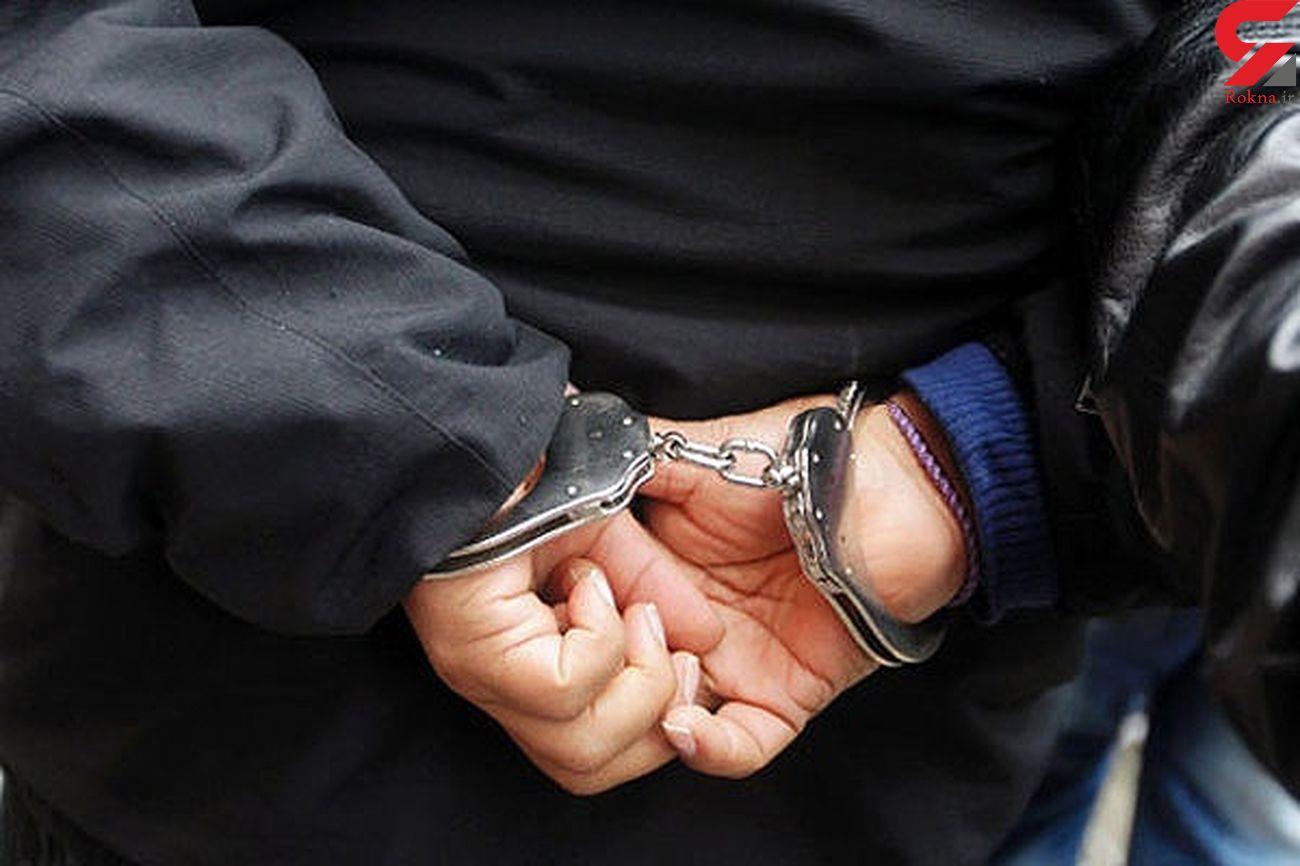 بازداشت دهیار بخش مرکزی نوشهر + جزئیات