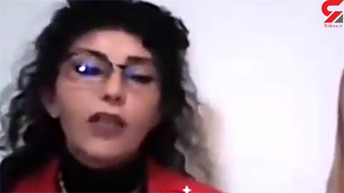 فیلم افشاگرانه از جنایت دردناک مسعود رجوی علیه زنان !