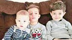 محمدپارسا، محمدطاها و ماهان همراه مادرشان به شکل دلخراشی فوت کردند+ عکس