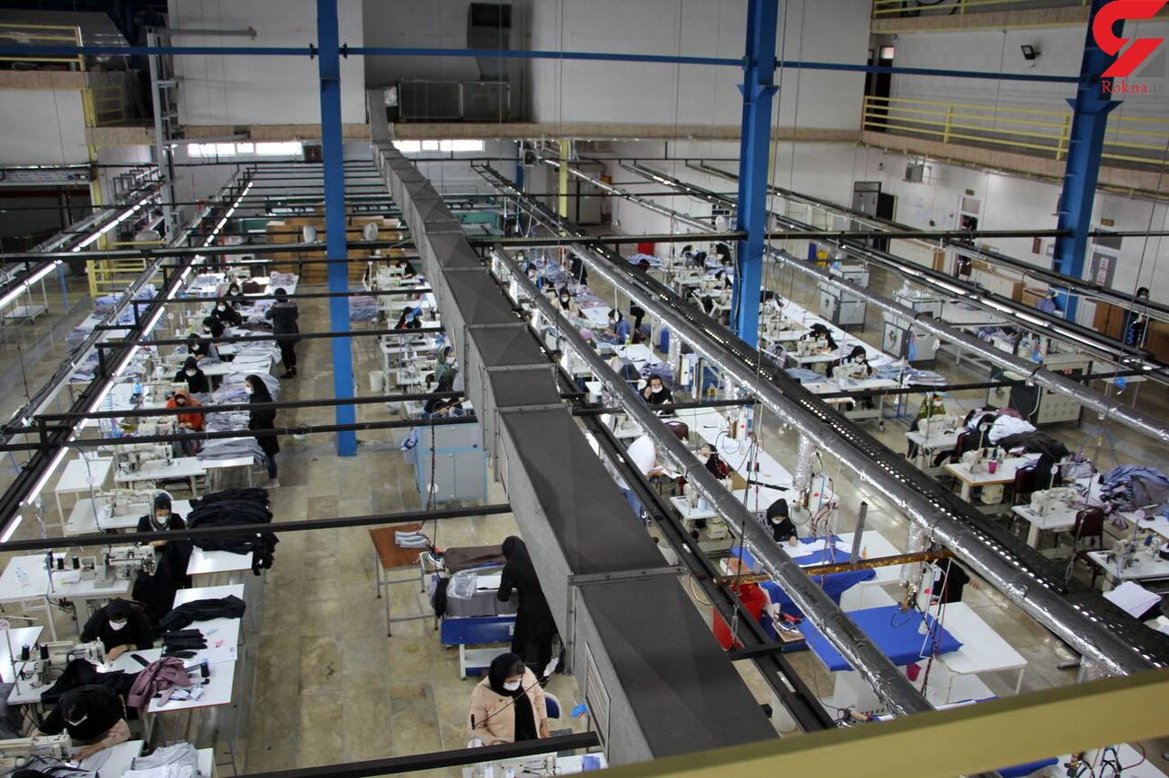 واحدهای تولیدی تهران مشمول محدودیتها نیست