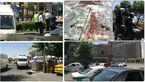 آخرین فیلم های تیراندازی در مجلس و حرم امام (ره) / تیراندازی ها و انفجار های امروز در تهران