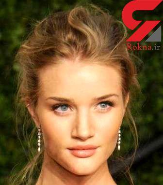 بهترین مدل موهایی که از رزی هانتینگتون روی فرش قرمز  دیده اید+عکس