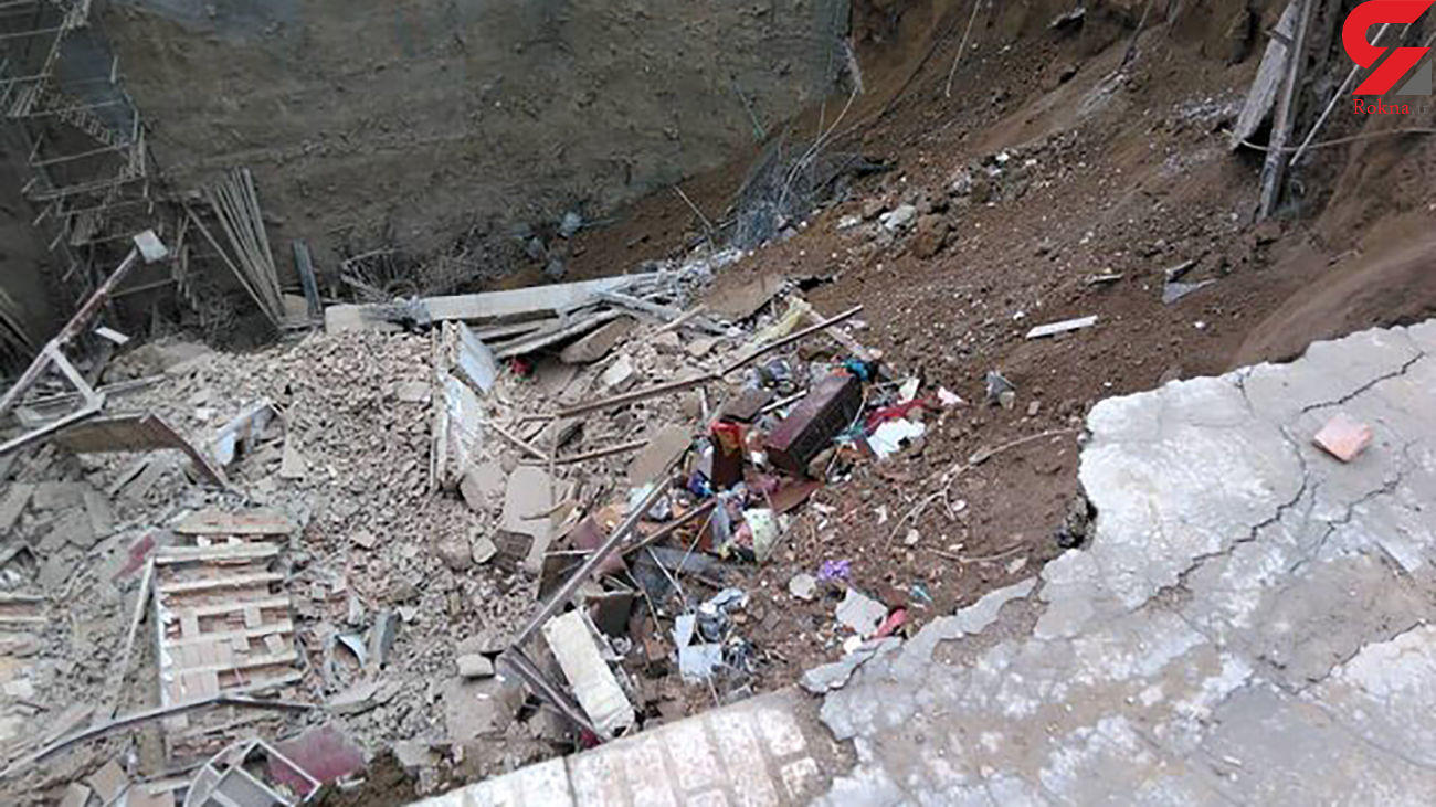 تغییر تاکتیک برای یافتن مدفون شدگان حادثه آوار خیابان ابوذر