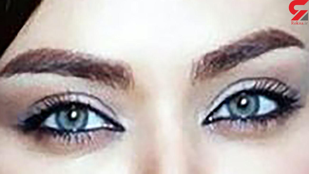زیباترین چشم زنانه سینمای ایران متعلق به کیست؟ + عکس ها