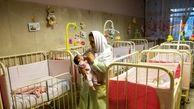 50 درصد از فرزندان شیرخوارگاهی والدین معتاد دارند
