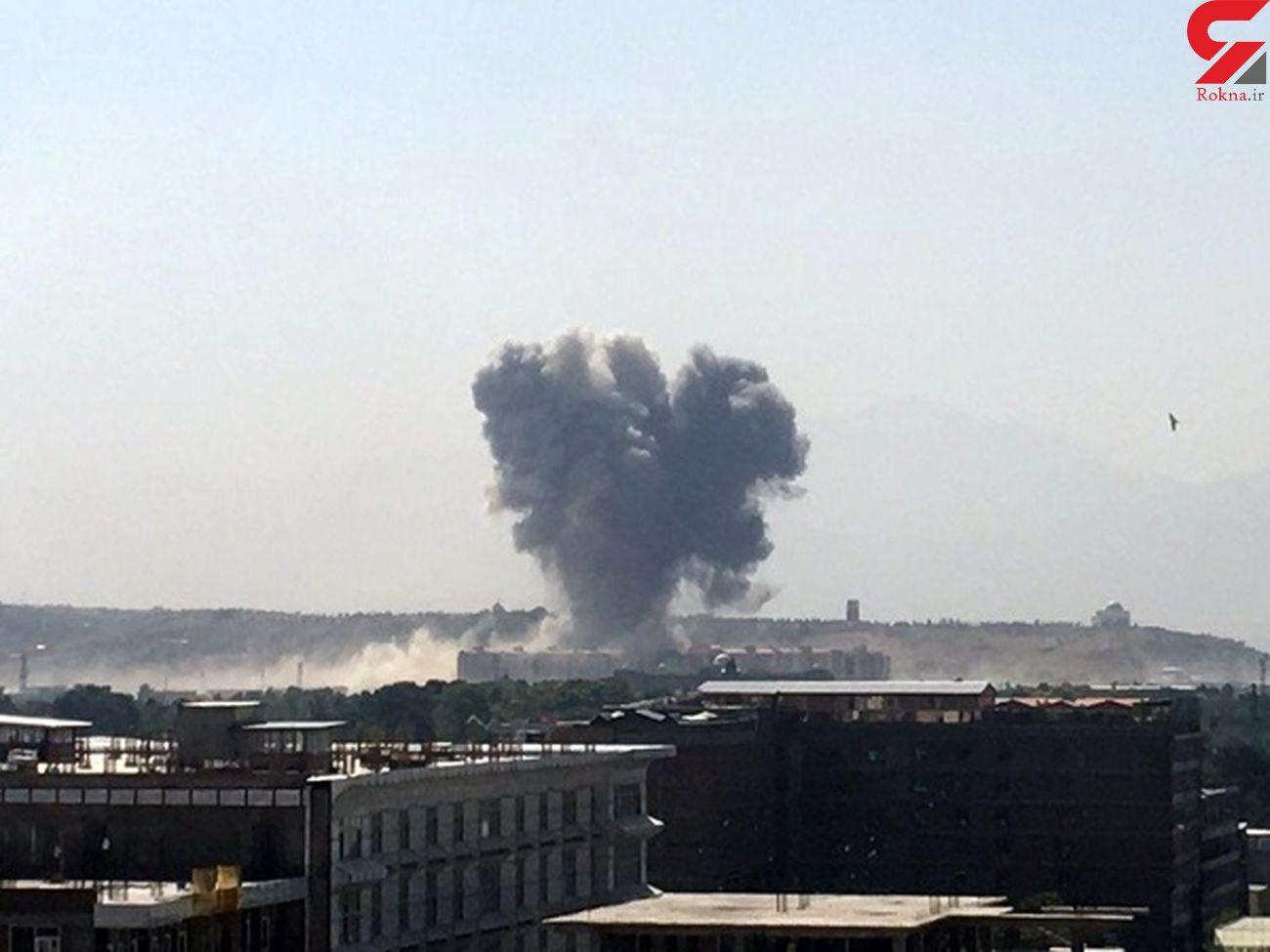 انفجار امروز کابل کار داعش بود