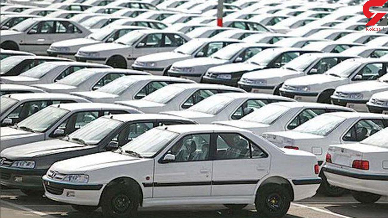 پارکینگ20 میلیاردی احتکار خودرو در شیراز لو رفت