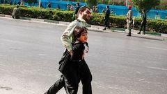 ناگفته های مامور پلیس قهرمان حادثه ترویستی اهواز + عکس