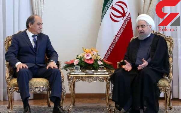 پیام رییس جمهوری قبرس به روحانی